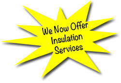 Schaafsma Heating and Cooling now offers insulation services in Grand Rapids, MI.