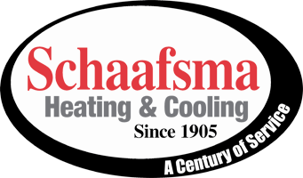 Schaafsma is NATE certivied for Air Conditioner maintenance in Rockford, MI.