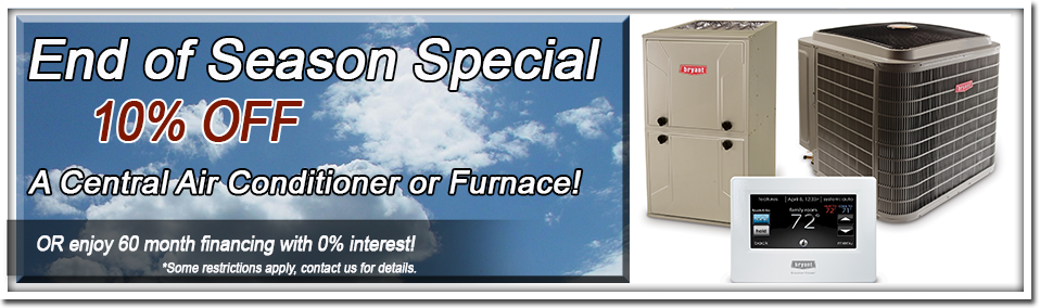 Save money on your Furnace repair in Zeeland MI with this coupon special.