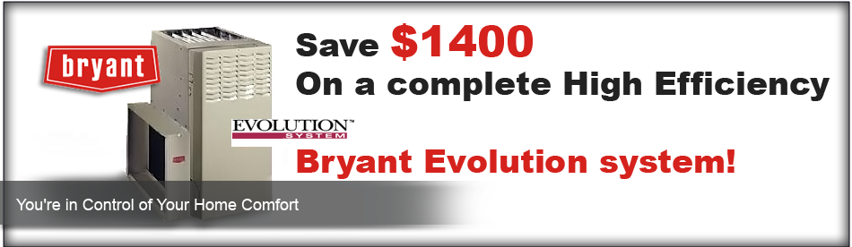 Bryant Air Conditioner repair service in Lowell MI.