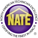 Schaafsma is NATE certified for Air Conditioner maintenance in Rockford, MI.
