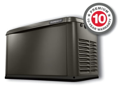 For Honeywell automatic generator installation in Grand Rapids MI contact Schaafsma Heating and Cooling.